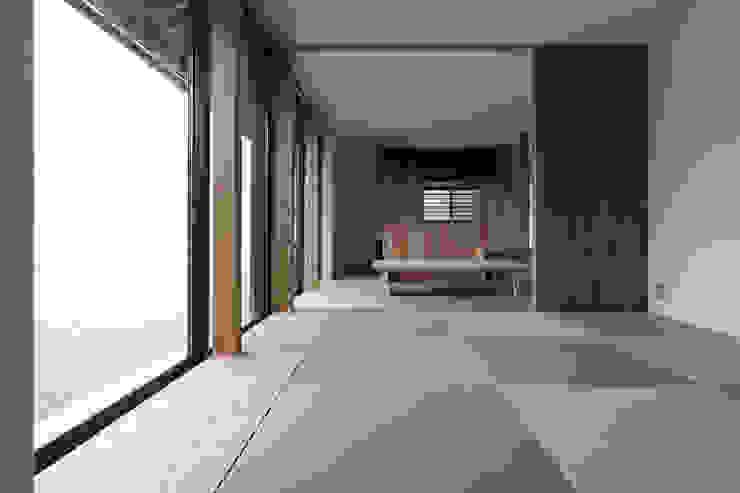 和室 奥村幸司建築設計室 和のアイテム 木 木目調