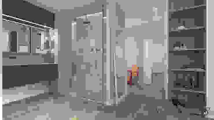 Bagno in camera serenascaioli_progettidinterni Bagno moderno