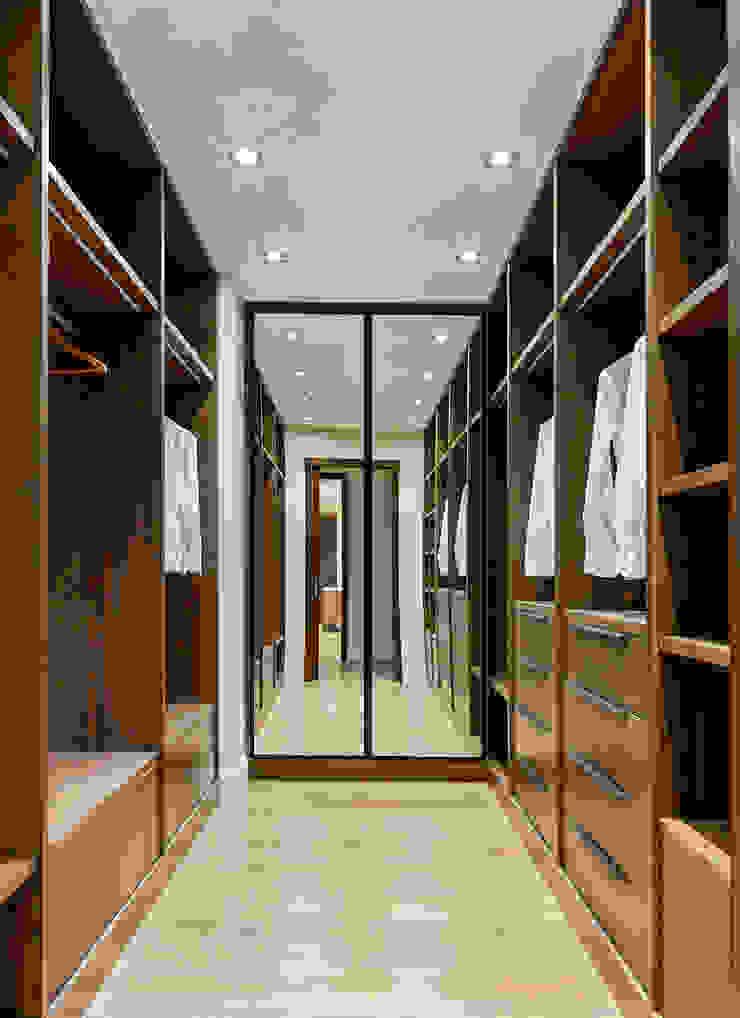 Rubleva Design Classic style dressing room