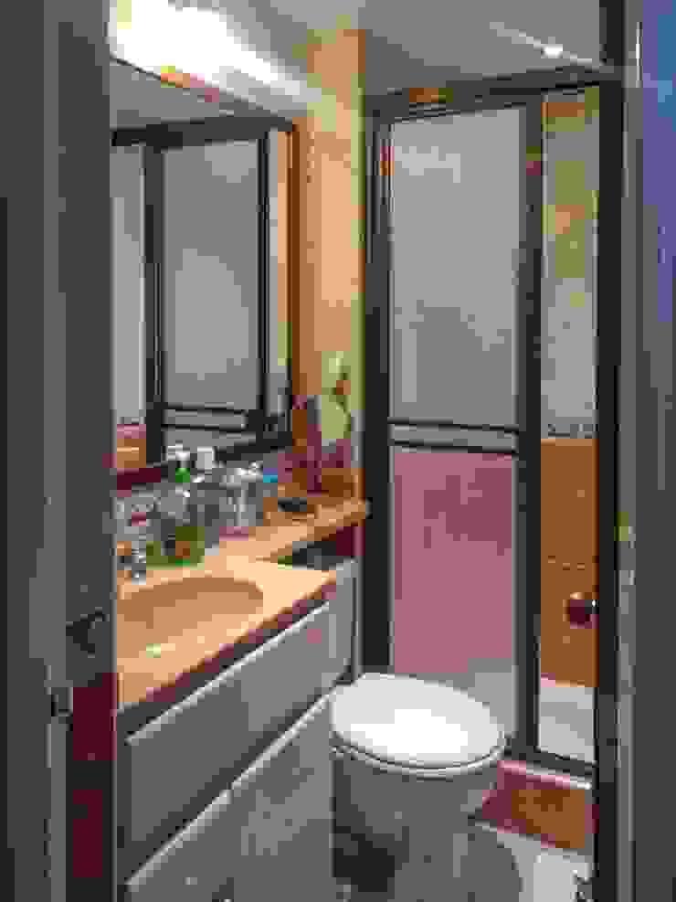 Baño 2 Antes de ENSAMBLE de Arquitectura Integral