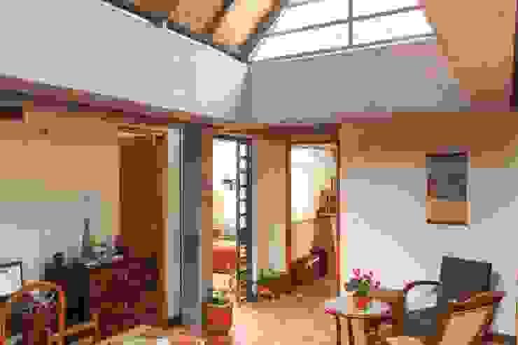 Apartamento Principal Salas de estilo minimalista de ENSAMBLE de Arquitectura Integral Minimalista