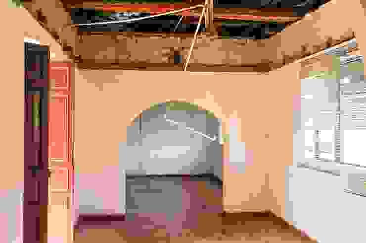 Apartamento de renta 1 antes de ENSAMBLE de Arquitectura Integral Minimalista