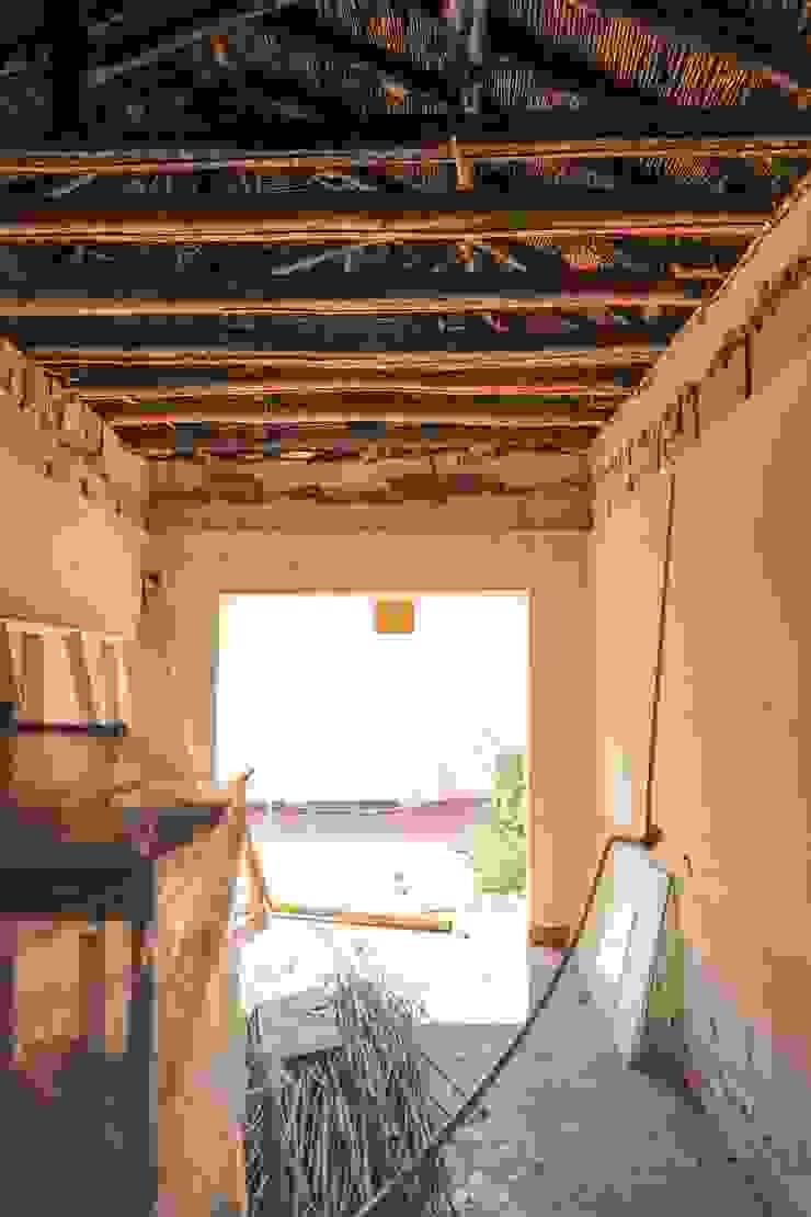 Apartamento de renta 2 antes de ENSAMBLE de Arquitectura Integral Minimalista