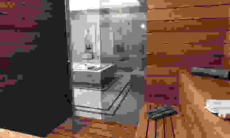 Teras Loft İç Mekan Tasarımı CM² Mimarlık ve Tasarım Stüdyosu Modern