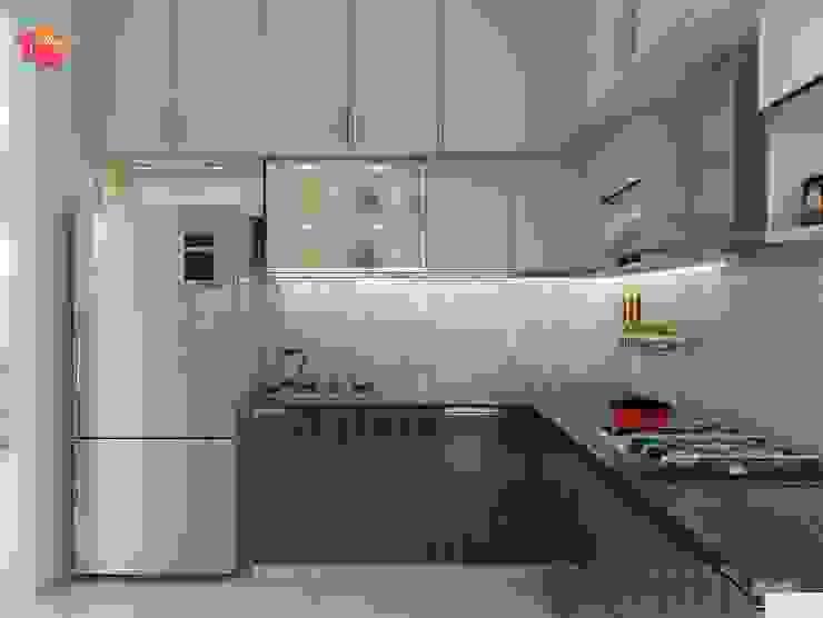 Kitchen! Mansha Interior 置入式廚房