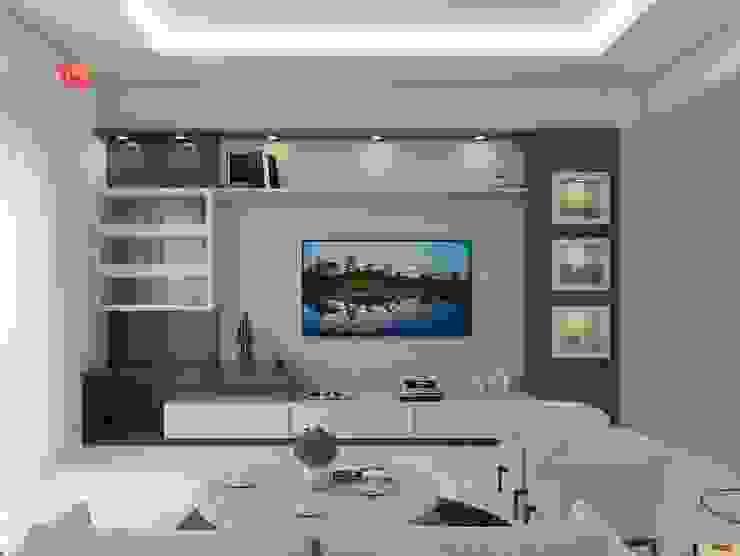 Living Area! Mansha Interior Living room