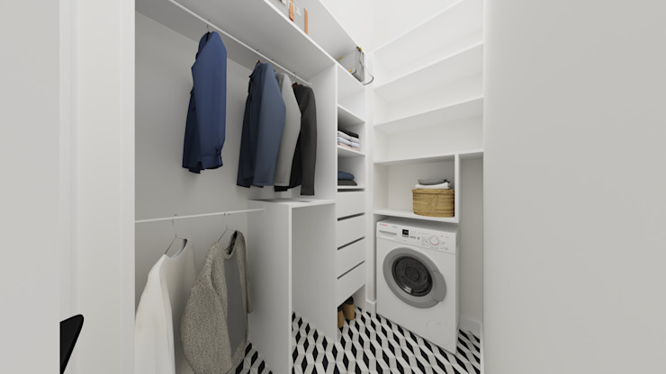 Better Home Interior Design Вбиральня