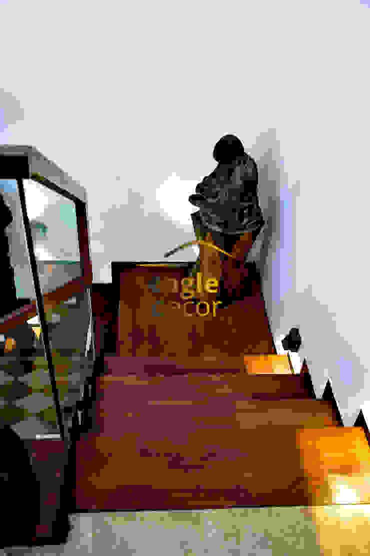 Duplex heritage City, Gurugram by Eagle Decor Classic