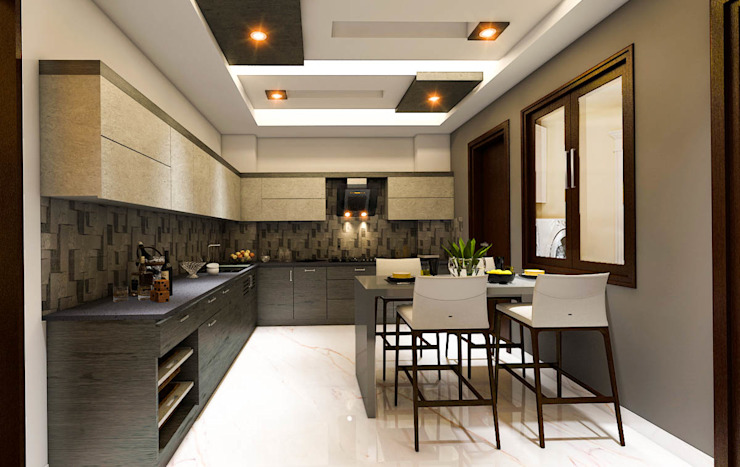 Modern kitchen by Eagle Decor Modern