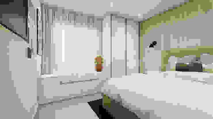 Rima Design Dormitorios de estilo moderno