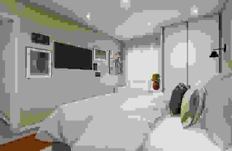 Rima Design Modern style bedroom
