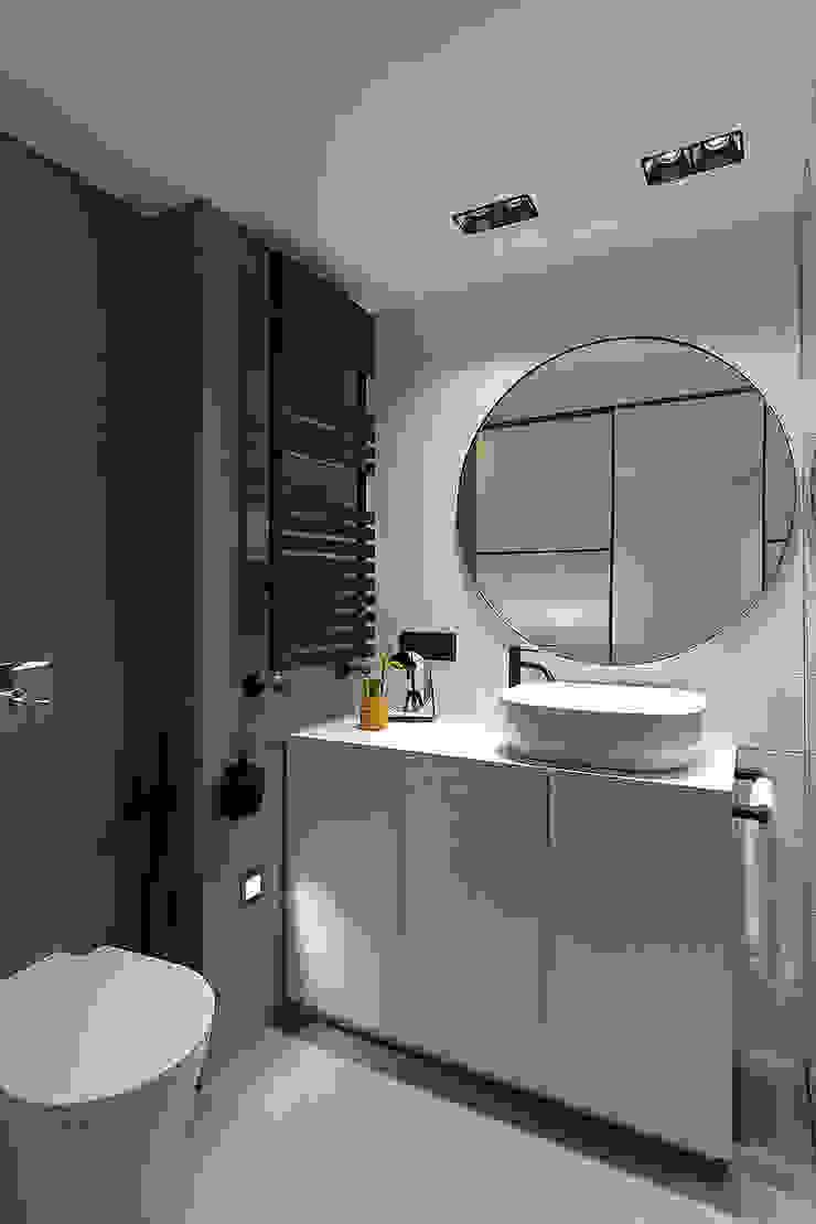 Baño dormitorio principal Baños de estilo moderno de MANUEL GARCÍA ASOCIADOS Moderno