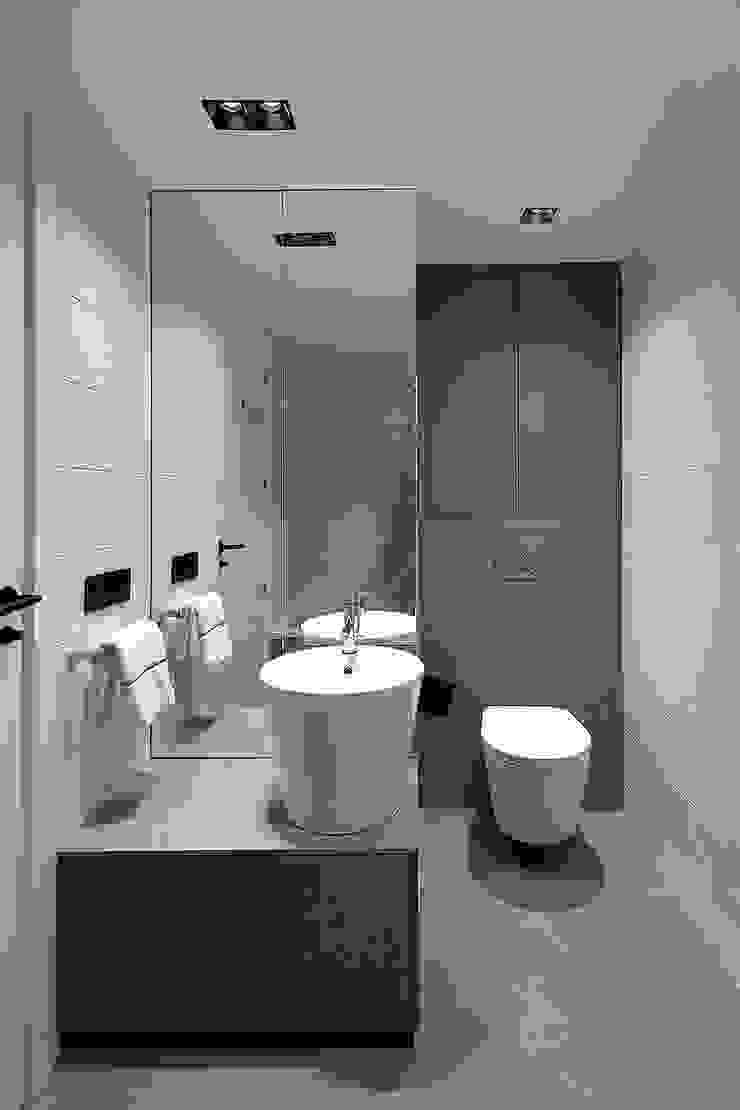 Baño Baños de estilo moderno de MANUEL GARCÍA ASOCIADOS Moderno