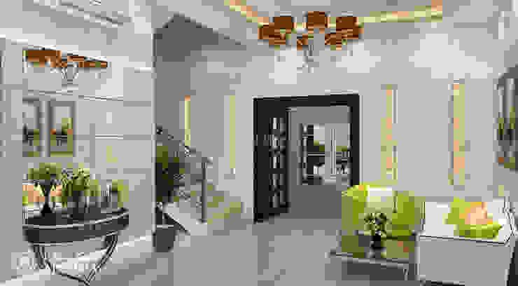 Koridor & Tangga Modern Oleh Algedra Interior Design Modern