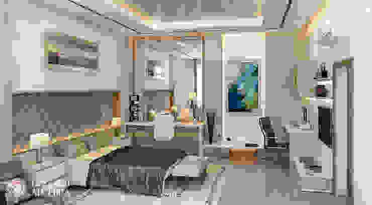 Oleh Algedra Interior Design Modern