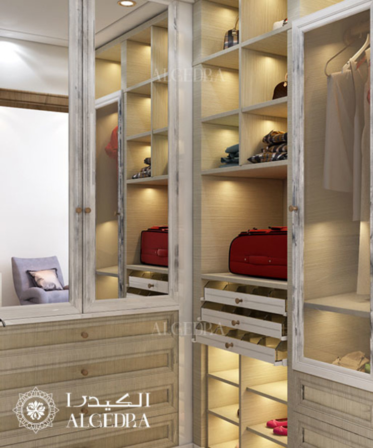 Ruang Ganti Modern Oleh Algedra Interior Design Modern
