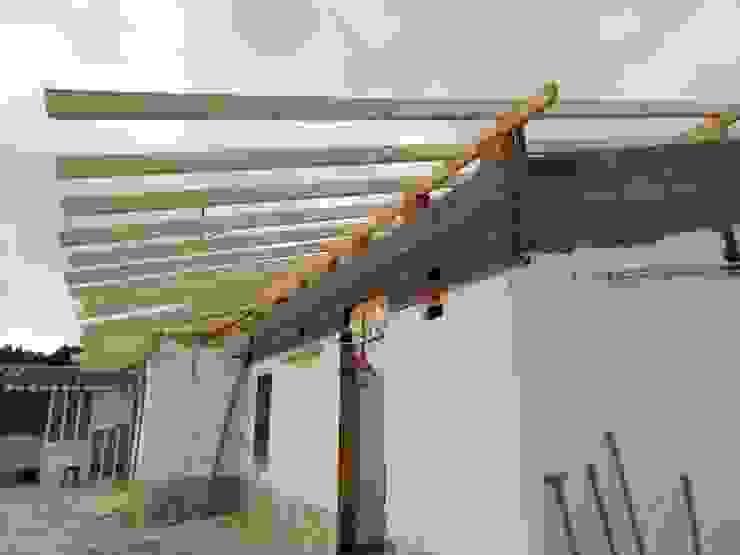 Novo Telhado em Lagos - Algarve por Congrau Engenharia Moderno