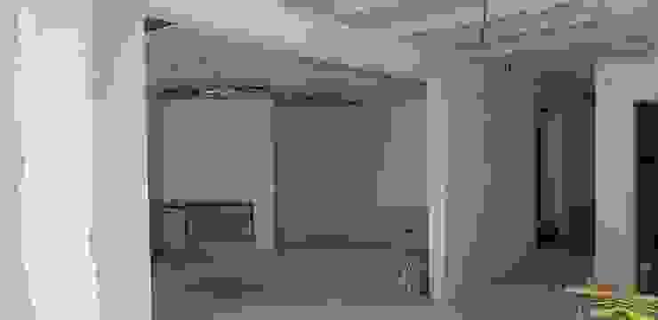 Construção de Novo Ambiente em Remodelação Total por Congrau Engenharia Moderno