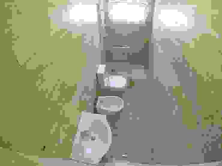 Remodelação de Casa de Banho por Congrau Engenharia Moderno