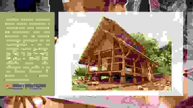 PROYECTO GEOMETRICO ALPINA de GUADUA Y BAMBU COLOMBIA Rural