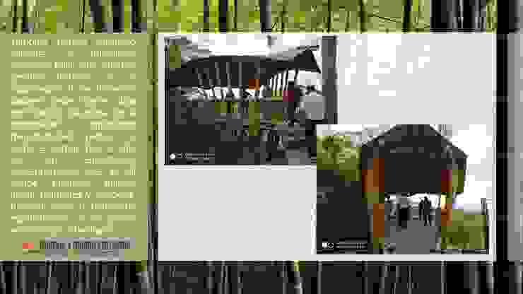 PROYECTO MIRADOR de GUADUA Y BAMBU COLOMBIA Rural