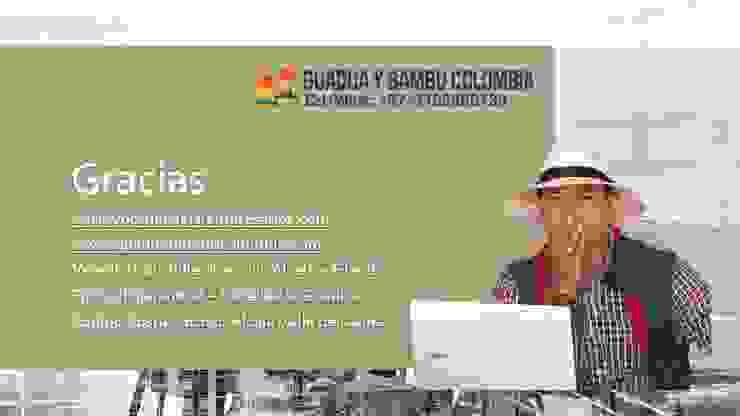 CONTACTENOS de GUADUA Y BAMBU COLOMBIA Rural
