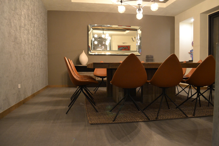 Casa Contadero Garage Interiorismo y Diseño ComedorAccesorios y decoración