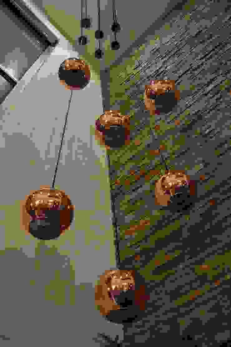 Casa Contadero Garage Interiorismo y Diseño SalasIluminación