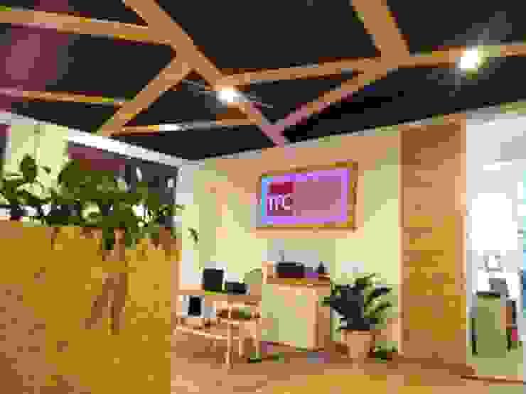 recepção - aspecto final IIP - Reabilitação e Construção Lojas e Espaços comerciais modernos