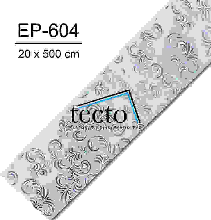 TECTO Plafon PVC EP-604 20cm X 500cm Oleh Tecto Plafon Asia Plastik
