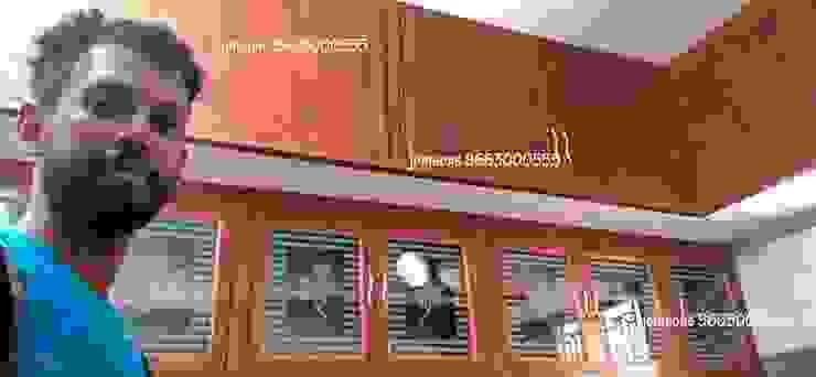 balabharathi pvc interior designが手掛けた現代の, モダン プラスティック
