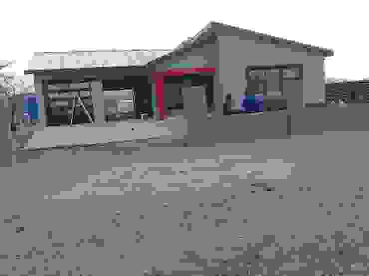 Complete Building Plan (Mpumalanga) by DNA Architects SA