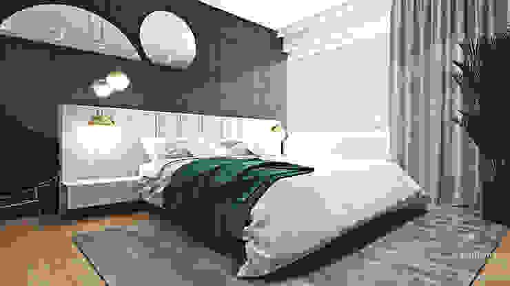 Modern Bedroom by Ambience. Interior Design Modern