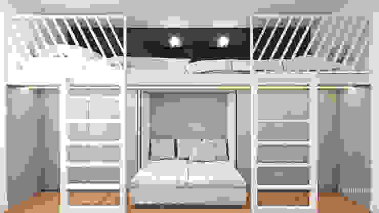 Stanza dei bambini moderna di Ambience. Interior Design Moderno