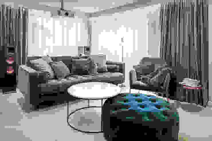 Ambience. Interior Design Modern Oturma Odası