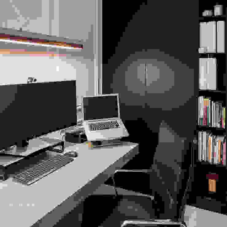 Ambience. Interior Design Modern Çalışma Odası