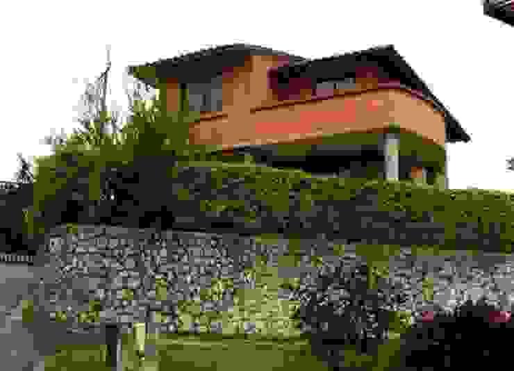 2. CONJUNTO CAMPESTRE CASTELLON DE LA FLORIDA de Paula Rave design Colonial Ladrillos