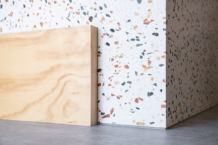 沐遇寵物沙龍 Mu Pet Salon | 接待櫃檯 有隅空間規劃所 Commercial Spaces Plywood Multicolored