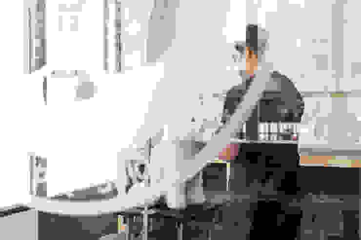 沐遇寵物沙龍 Mu Pet Salon | 修剪區 有隅空間規劃所 Commercial Spaces Glass Transparent