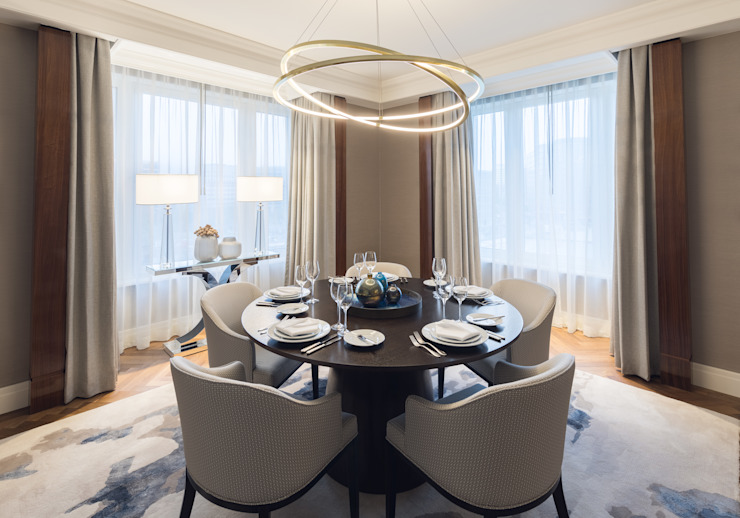 Ferreira de Sá Modern dining room
