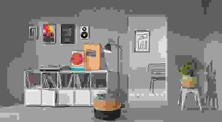 Wohnzimmer Homify