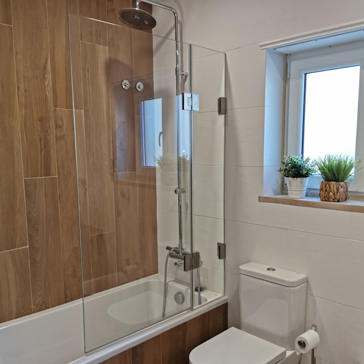 Decor-in, Lda Modern bathroom Ceramic Brown