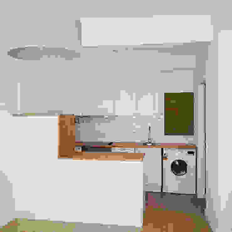Decor-in, Lda KitchenBench tops Wood White