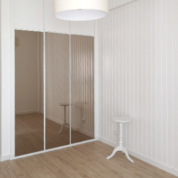 Decor-in, Lda BedroomWardrobes & closets Glass