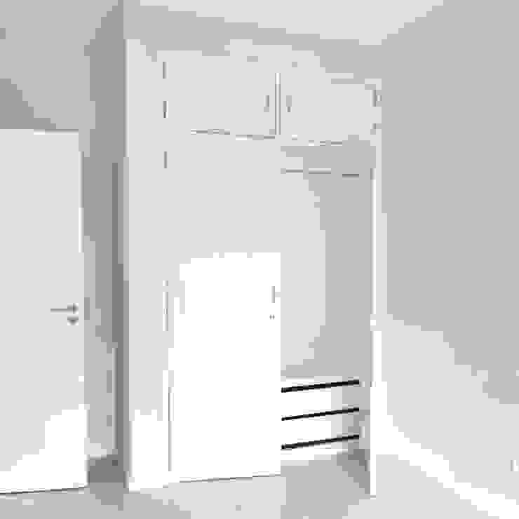 Decor-in, Lda Small bedroom Grey