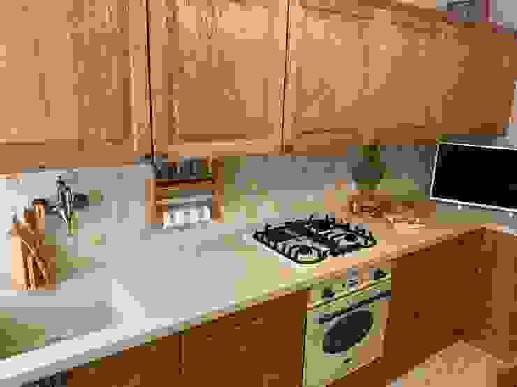 cucina rustica il falegname di Diego Storani Cucina attrezzata