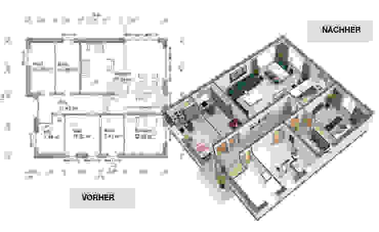3D Grundrisse für Immobilienprofis von NK-Line