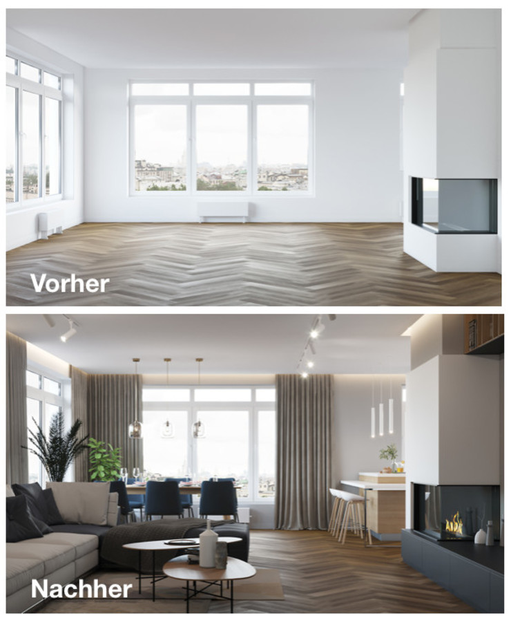 Wohnung. Berlin. 2019-2020 NK-Line