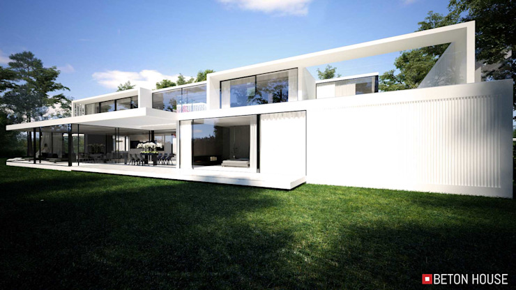 Beton House Minimalist house