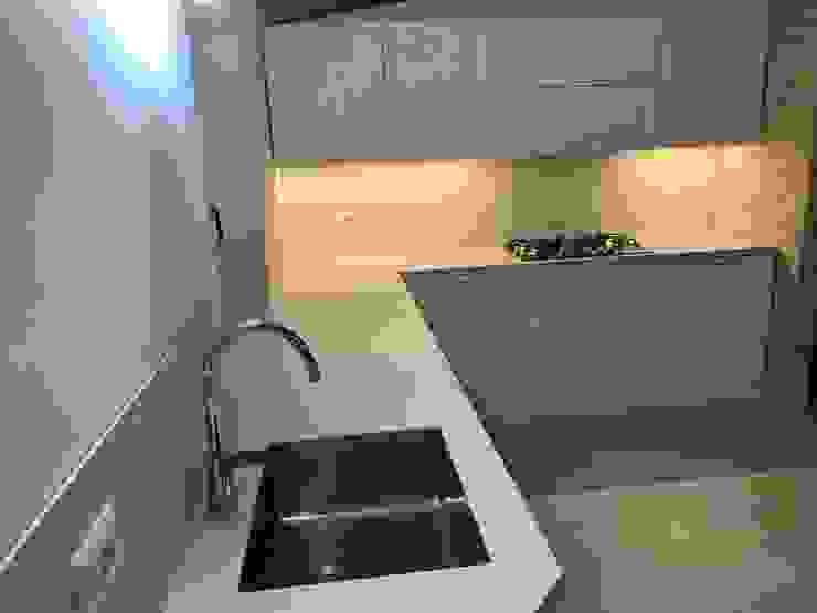cucina su misura il falegname di Diego Storani Cucina attrezzata
